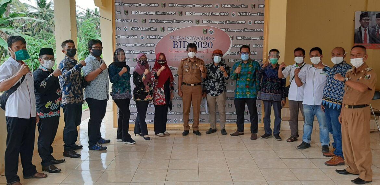 Kadis PMD: Dari 513 Kabupaten/Kota Se-Indonesia, Lamtim yang Pertama Gelar BID Secara Online